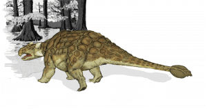 Ankylosaurus Rendering