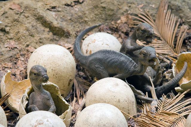 dinosaur parenting involved nesting