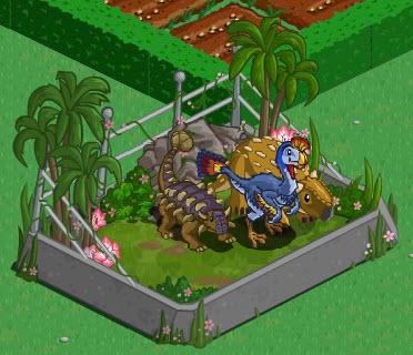 Farmville Dinosaurs Dinolab Preview