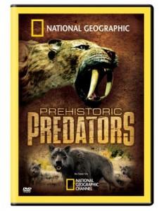 Dinosaur DVD National Geographic: Prehistoric Predators