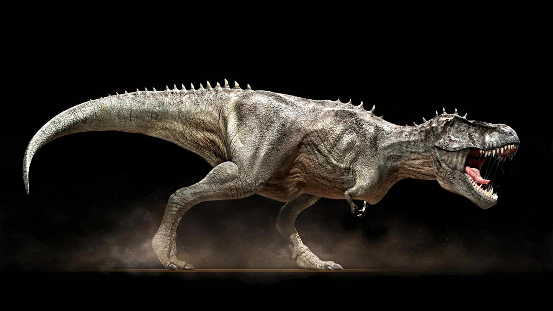 Angry Rex Wallpaper