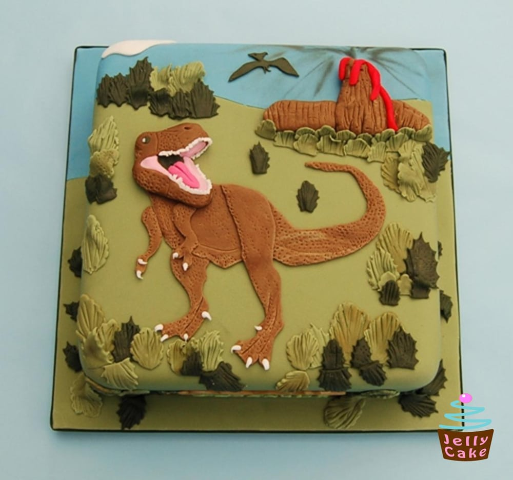 10 Dinosaur Birthday Cake Ideas For Any Age