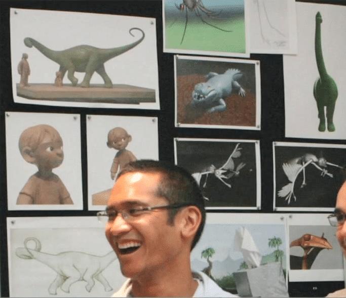 The Good Dinosaur by Pixar