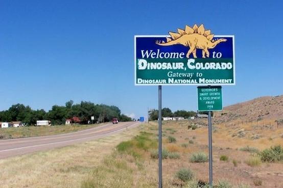 Dinosaur, Colorado
