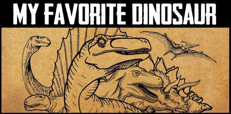 Dinosaur T-Shirts From My Favorite Dinosaur