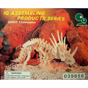 Styracosaurus Puzzle