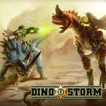 Dinostorm by Splitscreen Studios