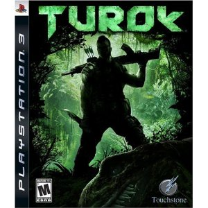 Dinosaur Video Games: Turok