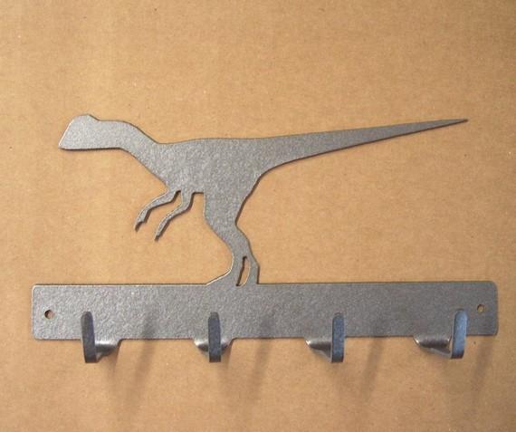 Dinosaur Key Rack