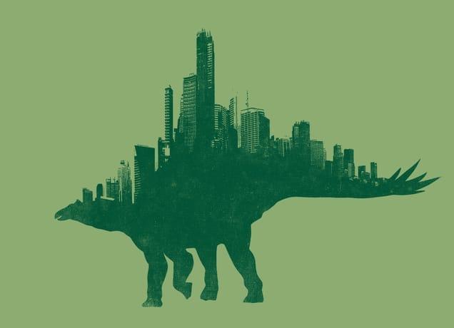 Citysaurs T-shirt