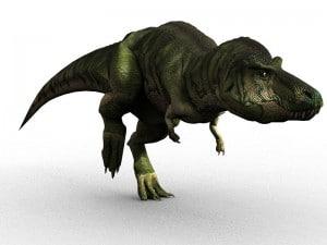 Tyrannosaurus Rex CGI Recreation