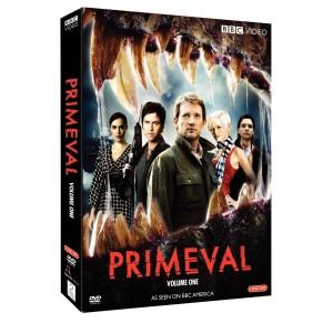 Primeval DVD