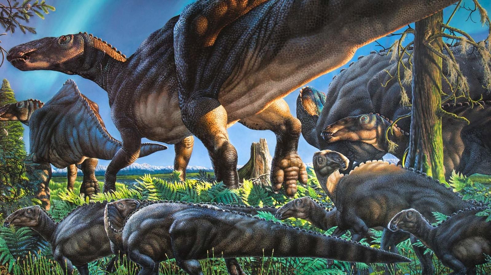 Ugrunaaluk Kuukpikensis ArcticDinosaur Discovered